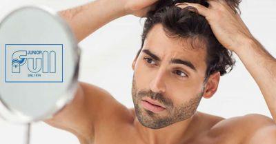 offerta toupet uomo su misura vicenza occasione creazione di parrucche su misura vicenza