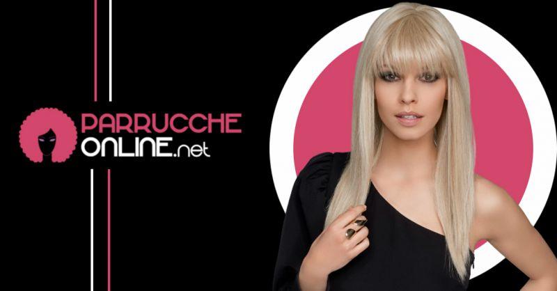 Offerta Parrucca Sintetica Donna Taglio lungo e liscio - Occasione Vendita Parrucca sintetica Ellen Wille