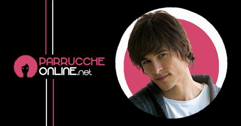 Offerta Sconto su Parrucca in fibra sintetica per uomo - Occasione Vendita Parrucche Online Uomo