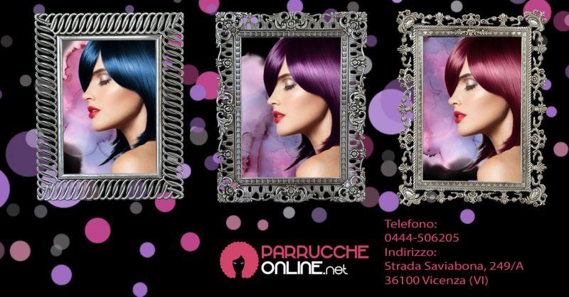 Offerta Parrucche Donna su Misura di qualità Vicenza - Occasione Impianto capelli uomo e donna su misura