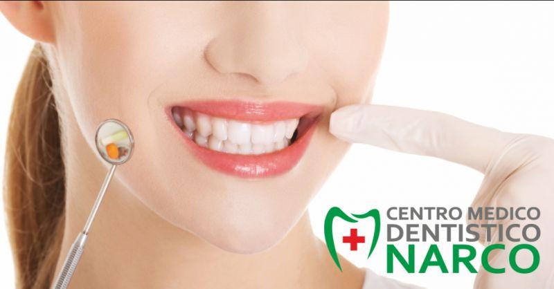 centro medico narco offerta dentista - occasione chirurgia orale imperia