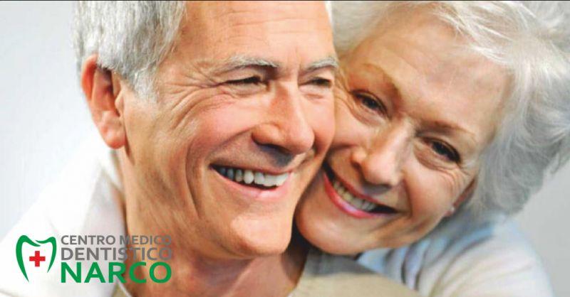 offerta visite dentistiche a domicilio - occasione assistenza dentistica a casa imperia