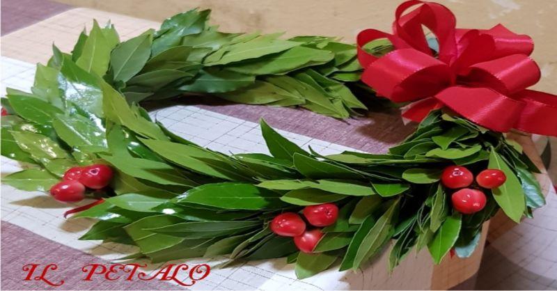 Offerta corone di alloro per lauree - promozione servizi floreali per feste