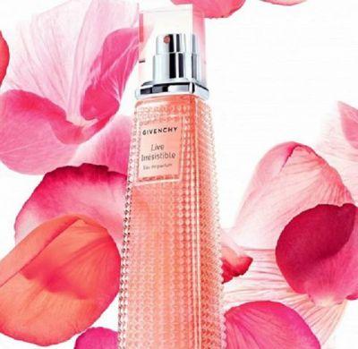 da beauty profumerie live irresistible eau de parfum givenchy