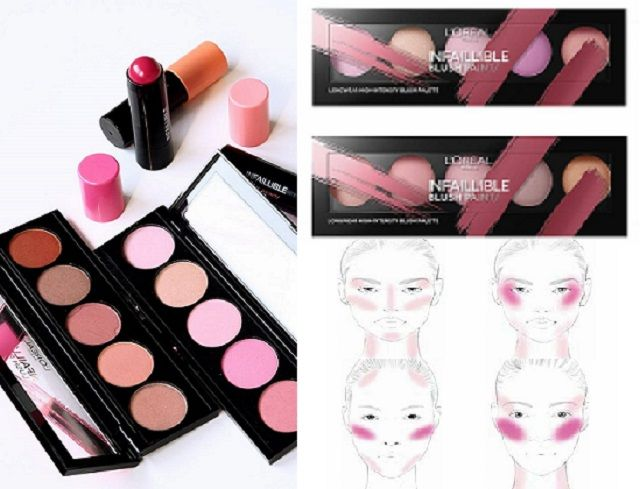 da beauty profumerie i nuovi blush infallible di loreal