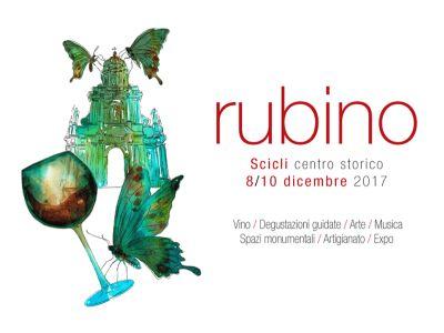 offerta scicli rubino wine experience promozione evento enogastronomico scicli