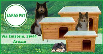 occasione cucce da esterno per cani arezzo offerta cucce in legno per cani arezzo