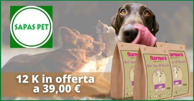 occasione cibo per cani in offerta a prezzo scontato arezzo sapas pet