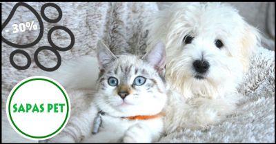 offerta alimentazione dieta terapeutica per cani e gatti sapas pet