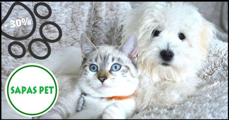 offerta alimentazione dieta terapeutica per cani e gatti - SAPAS PET