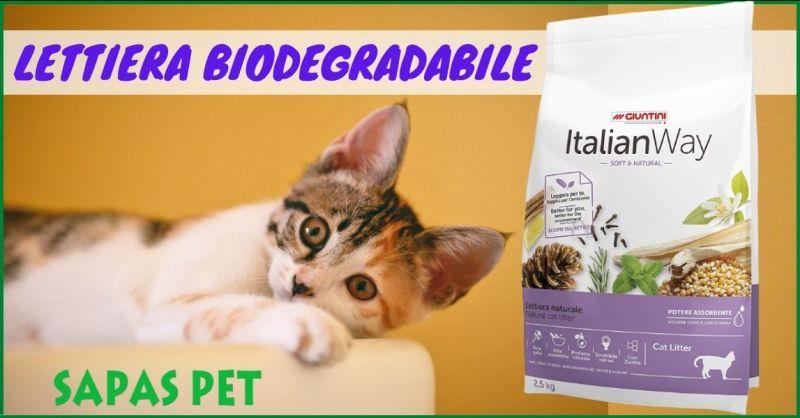 occasione lettiera ecologica per ambiente pulito e profumato - Offerta lettiera profumata per gatti