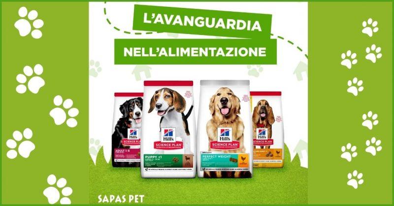 SAPAS PET - occasione sconto prodotti Hills alimentazione cani