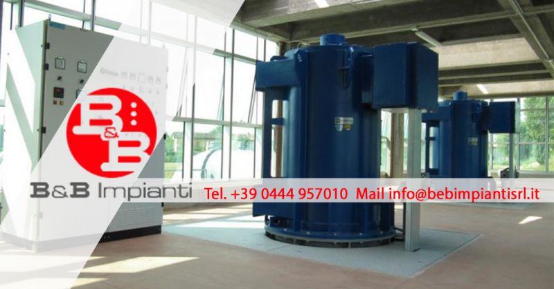 Offerta Impianti per Turbinaggio e Trattamento Acque - Occasione Quadri Elettrici per Impianto di Turbinaggio