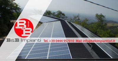 offerta installazione impianto fotovoltaico da 70kwp vicenza