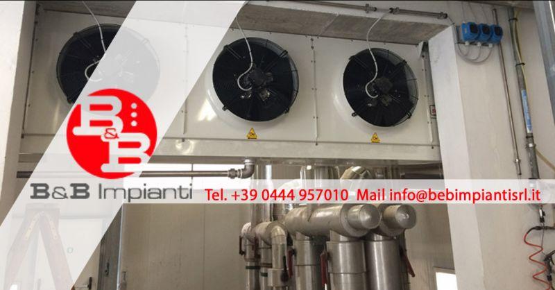 Offerta Sostituzione ad Adeguamento Compressori e torri Evaporative Vicenza