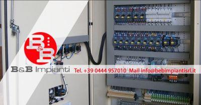 offerta installazione quadro elettrico di protezione occasione impianto di comando interruttore generale