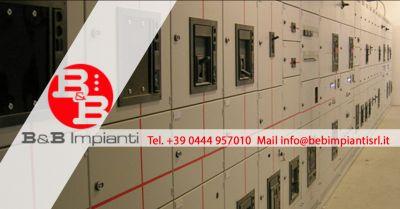 offerta installazione quadri elettrici mt vicenza occasione quadri elettrici bt e gruppi ups