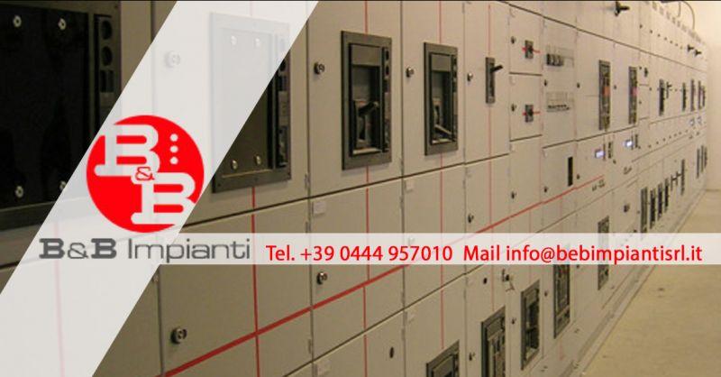 Offerta Installazione Quadri Elettrici MT Vicenza - Occasione Quadri Elettrici BT e Gruppi UPS