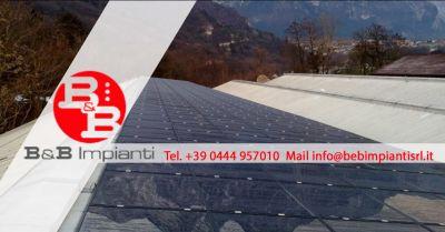 offerta installazione modulo fotovoltaico 135wp microamorfo occasione protezione e interfaccia impianto fotovoltaico