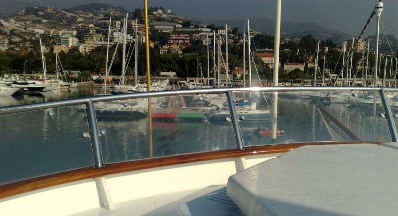 Lavorazioni in Plexiglas per Nautica Sanremo (Imperia)