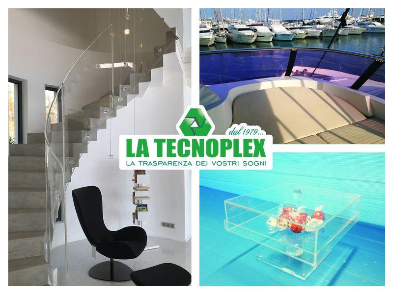 offerta oggetti plexiglass personalizzati - lavorazioni in plexiglass e policarbonato