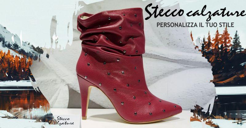 Offerta scarpe vera pelle donna autunno inverno 2019 STECCO CALZATURE Vicenza