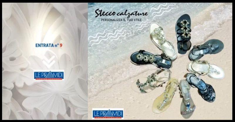 STECCO CALZATURE - Offerta scarpe donna Centro Commerciale le Piramidi sconto nuova collezione