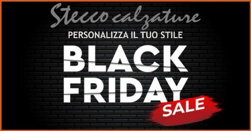 Stecco Calzature - Occasione black friday 2020 Vicenza sconti dal 10 al 50%Torri di Quartesolo