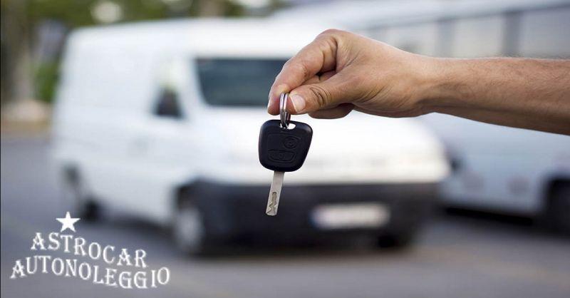 ASTROCAR AUTONOLEGGIO offerta furgone per trasloco - occasione affitto furgoni a Piacenza