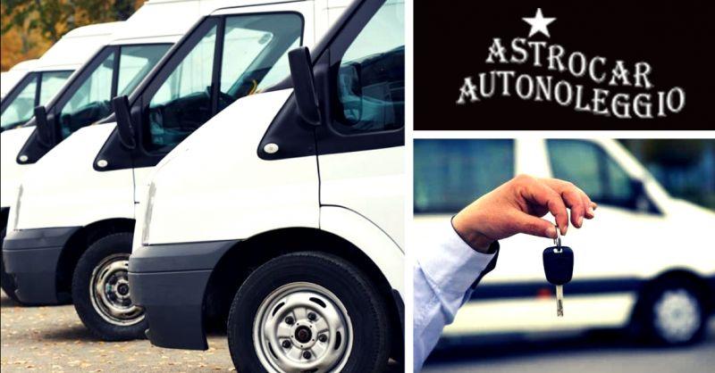 ASTROCAR AUTONOLEGGIO offerta servizio noleggio autoveicoli commerciali Piacenza
