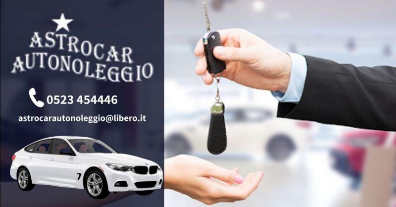 ASTROCAR AUTONOLEGGIO - Promozione servizio di noleggio auto a breve lungo termine Piacenza