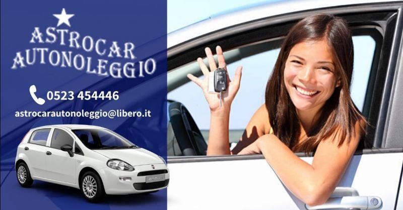 Offerta agenzia di autonoleggio professionale Piacenza - Occasione noleggio auto per aziende