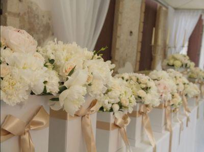 offerta allestimento addobbi floreali per matrimoni occasione addobbi floreali per eventi
