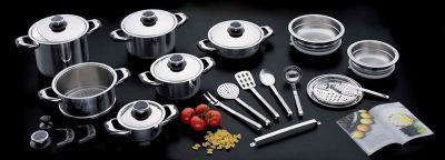 offerta cucinare senza grassi occasione pentole in acciaio inox cucinare in modo sano