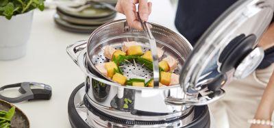 offerta pentole in acciaio inossidabile occasione cucinare senza grassi cucinare sano padova
