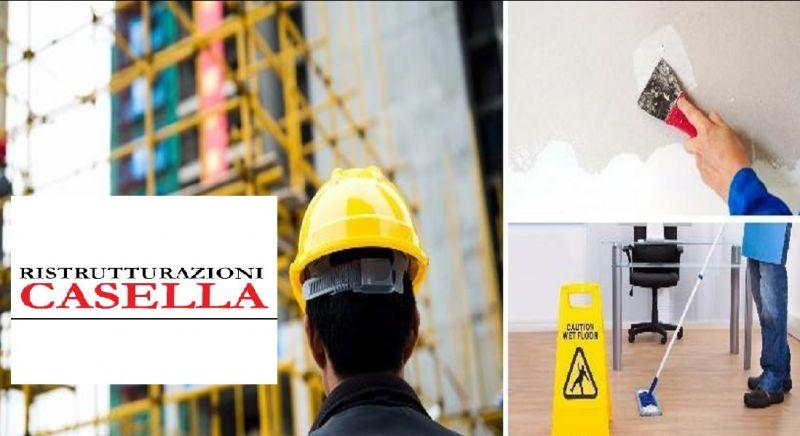 RISTRUTTURAZIONI CASELLA offerta impresa edile - occasione ristrutturazione edilizia Catania