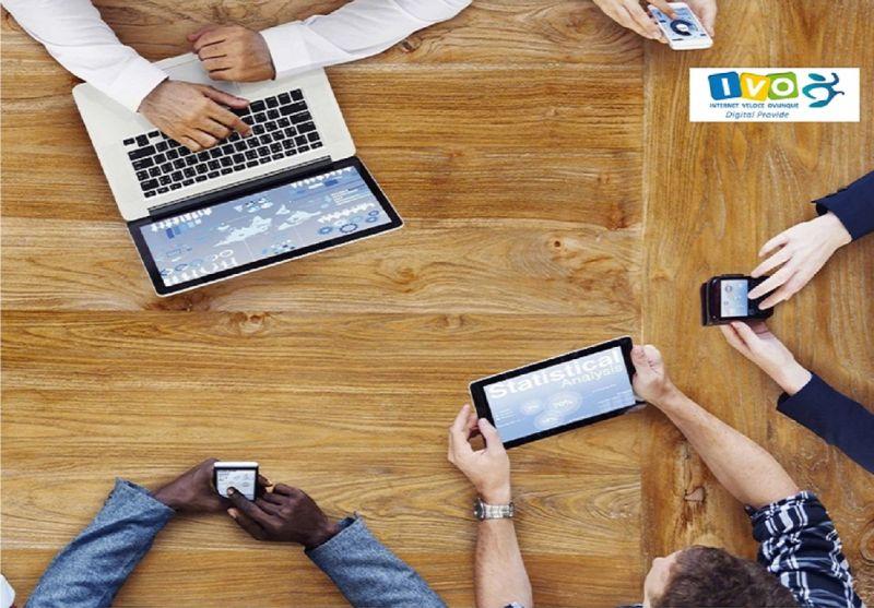 IVO offerta rete wireless - promozione banda larga