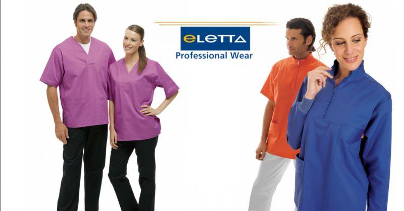 Offerta Abbigliamento Professionale Made in Italy - Occasione Produzione Camici da lavoro