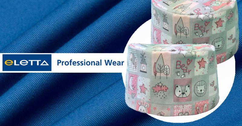 Offerta Cuffie Sanitarie per Personale Ospedaliero - Occasione Cappellini Professionali da Lavoro in Cotone