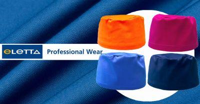 offerta produzione cuffietta chirurgiche monocolore occasione vendita berretto medico monocolore