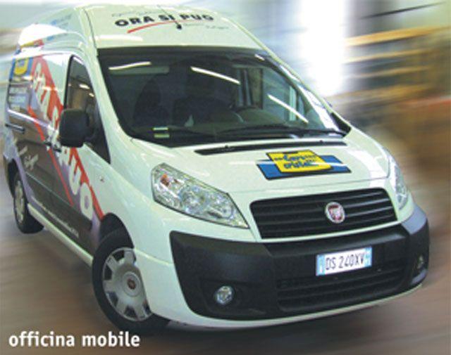 Officina mobile Officina a domicilio Riparazione auto a domicilio Vicenza e provincia - Offerta