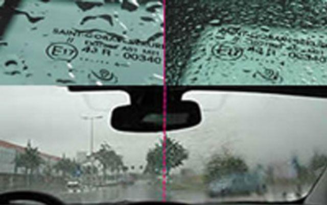 sistema antipioggia aqua control per auto e veicoli vicenza offerta occasione promozione