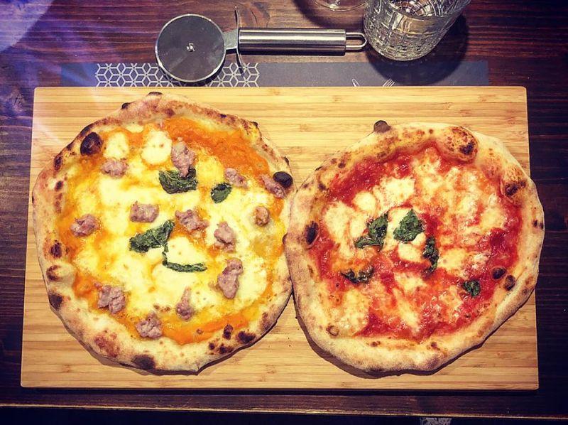 Sottosale Hostaria Italiana - pizza arezzo