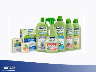 promozione detergenti nuncas offerta linea nuncas prodotti casa i detergenti