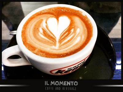 promozione cappuccino potenza offerta bevanda cappuccino il momento coffee and beverage