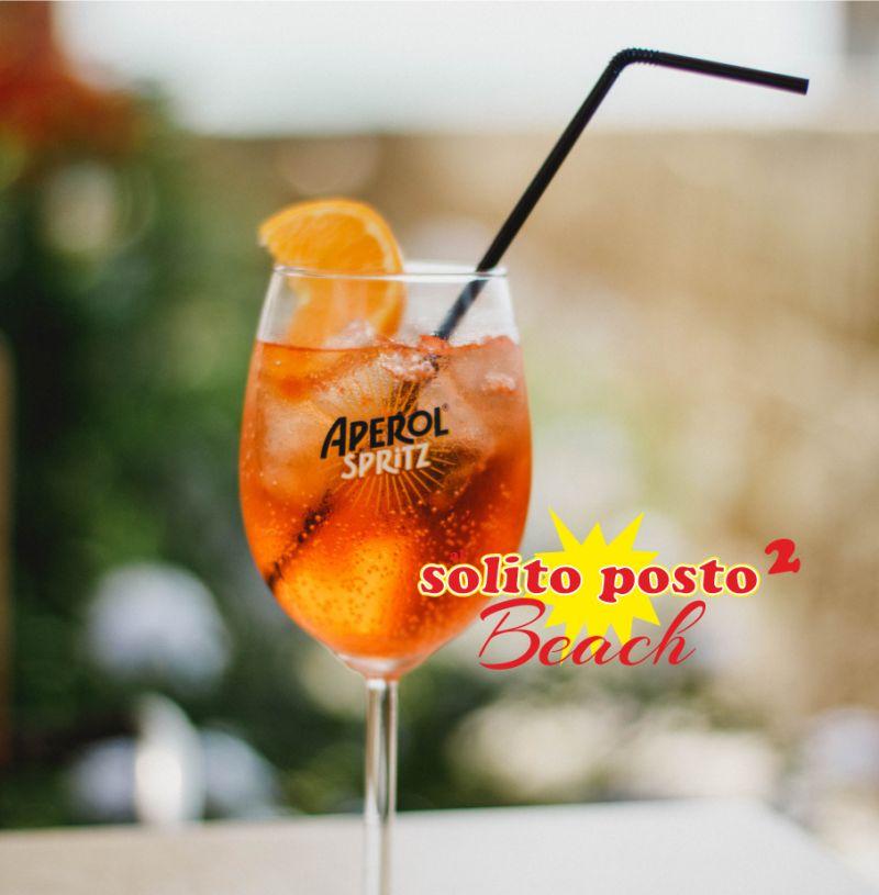 AL SOLITO POSTO 2 BEACH offerta aperitivo marina julia - promozione cocktail bar lungo mare