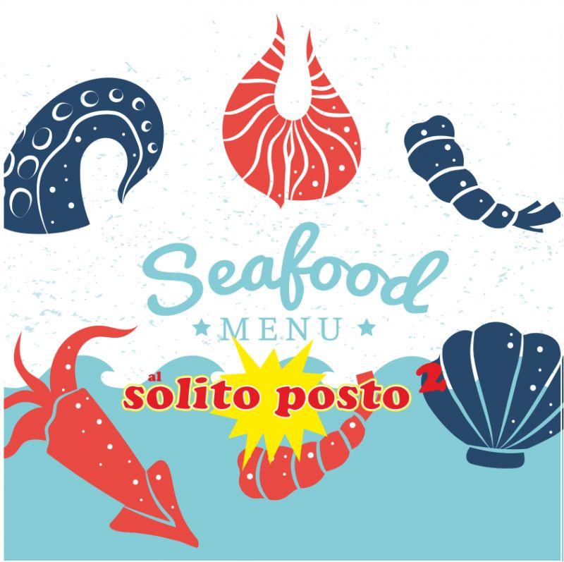 AL SOLITO POSTO 2 offerta manu di pesce fresco – promozione sabato sera pesce freschissimo