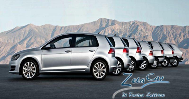 offerta vendita Volkswagen usate - occasione Auto usate vicenza autosalone vicenza