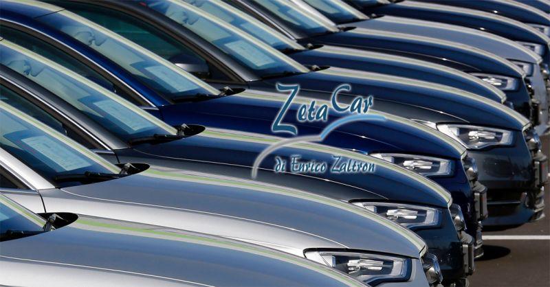 offerta vendita auto usato garantito autosalone - occasione vendita Utilitarie usate vicenza