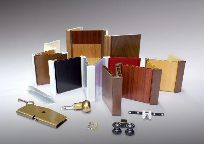 Offerta vendita porte a soffietto in legno - Promozione vendita porte a soffietto in pvc Verona